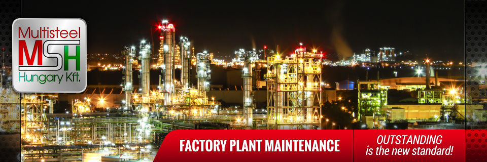 Factory Plant Maintenance