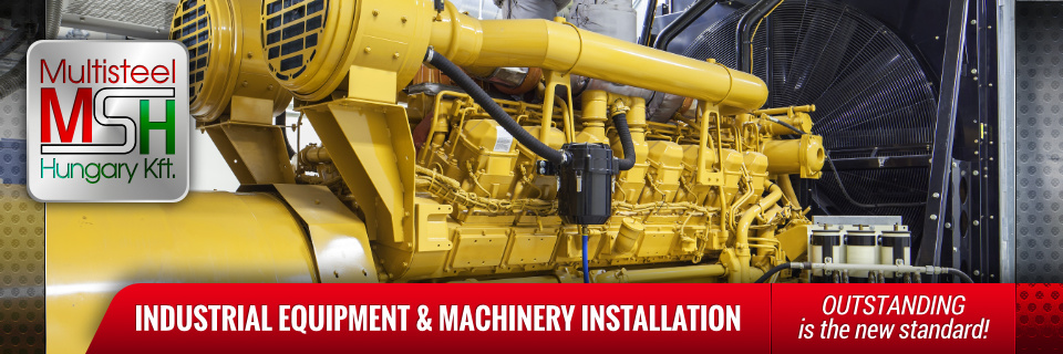 Machinery Installation