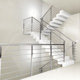 Manufacturing and Installation of Spiral Staircase