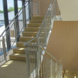 Manufacturing and Installation of Staircases