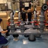 Belgiumi csőszerelés munka