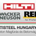 Beton magfúrás HILTI, REMS és Wacker Neuson berendezéssel