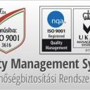 ISO 9001 minőségbiztosítási rendszer